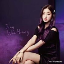 Wonyoung Buenos Aires Album Cover