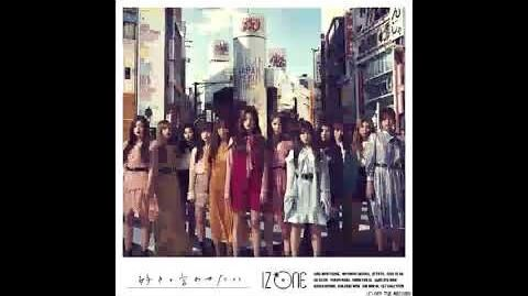 IZ*ONE (아이즈원) - 'ご機嫌サヨナラ (Gokigen Sayonara)' Instrumental