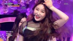 비올레타 (Violeta) - 아이즈원(IZ*ONE) 뮤직뱅크 Music Bank 20190405