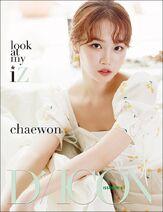 Dicon Cover Chaewon