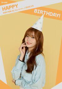 Minju Birthday 2020