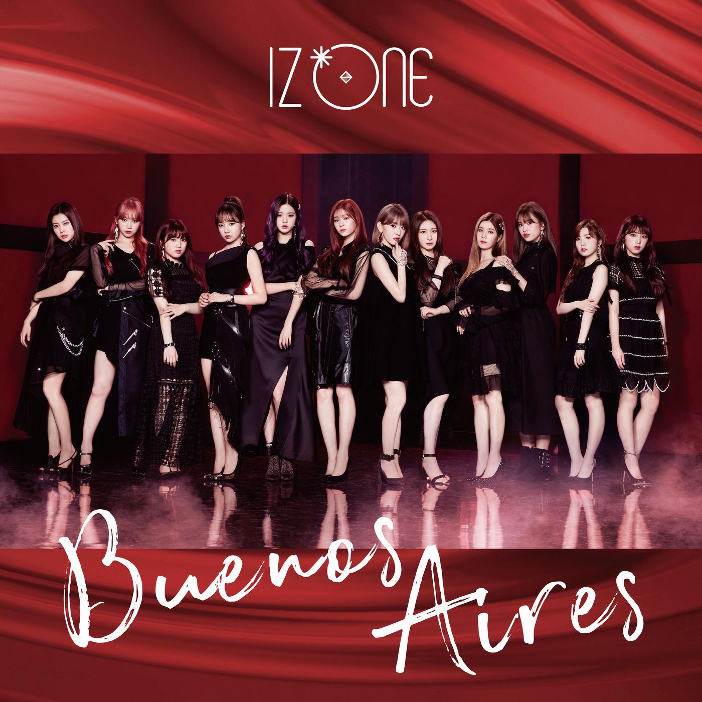 Buenos Aires (Single) | IZ*ONE Wiki | FANDOM powered by Wikia