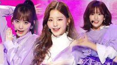 HOT IZ*ONE - La Vie en Rose , 아이즈원 - 라비앙로즈 Show Music core 20181117