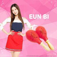 Eunbi SUPERSTAR Campaign