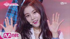 PRODUCE48 단독 직캠 일대일아이컨택ㅣ권은비 - I.O.I ♬너무너무너무 2조 @그룹 배틀 180629 EP