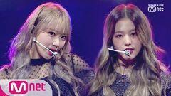 KCON 2019 NY IZ*ONE - HighlightㅣKCON 2019 NY × M COUNTDOWN