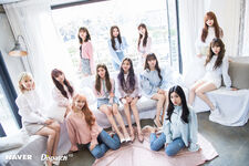 Naver x Dispatch IZONE 3