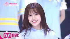 PRODUCE48 단독 직캠 일대일아이컨택ㅣ안유진 - ♬내꺼야 180629 EP