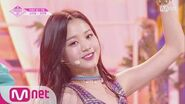 PRODUCE48 단독 직캠 일대일아이컨택ㅣ장원영 - ♬Rollin′Rollin′ @콘셉트 평가 180817 EP