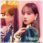 Yuri Vampire Album Cover