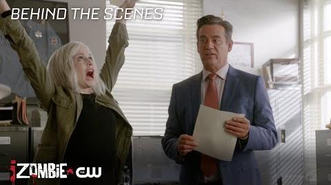 IZombie - Inside- My Really Fair Lady - Behind the Scenes - The CW