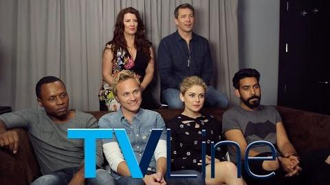 IZombie Interview at Comic-Con 2015 - TVLine