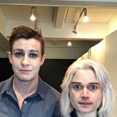 Face Swapped Robert and Rose