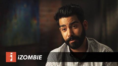 IZombie Rahul Kohli Season 2 Interview The CW