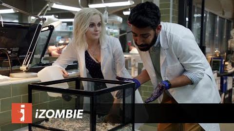 IZombie Grumpy Old Liv Clip The CW