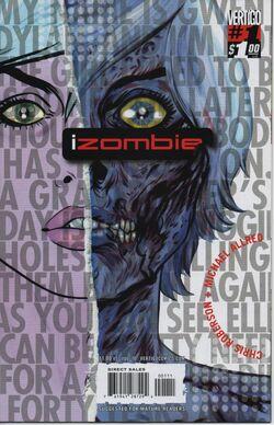 I, Zombie Vol 1 1