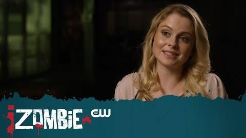 IZombie Rose McIver Interview The CW