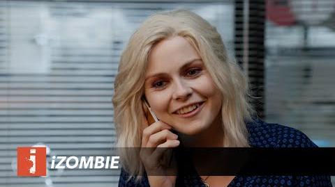 IZombie Zombie Bro Clip The CW
