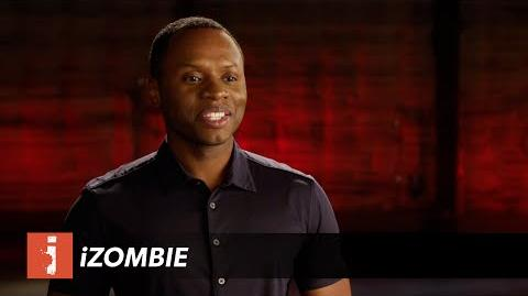 IZombie - Interview Rose McIver & Malcolm Goodwin