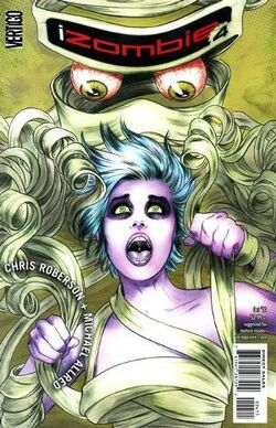 300px-I, Zombie Vol 1 4