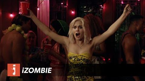 IZombie Inside Zombie Bro The CW