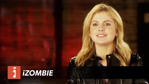 IZombie - Interview Rose McIver
