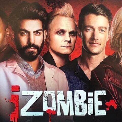 Promo Poster for iZombie Season 4