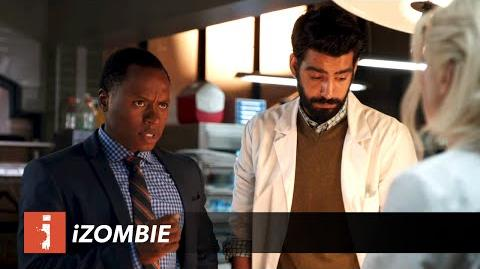 IZombie - Inside Liv and Let Clive