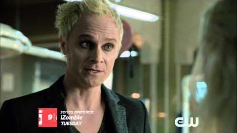 IZombie - Working Dead Trailer