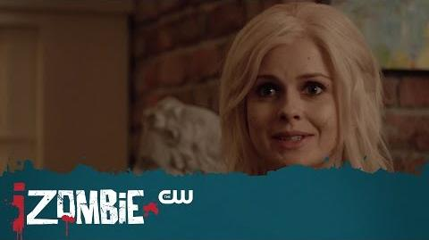 IZombie Heaven Just Got a Little Bit Smoother Scene The CW