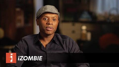 IZombie Malcolm Goodwin Season 2 Interview The CW