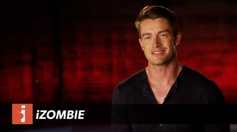 IZombie - Interview Rose McIver & Robert Buckley