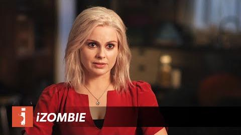IZombie Rose McIver Season 2 Interview The CW