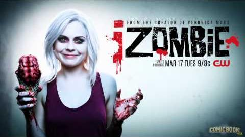 Exclusive iZombie Digital Motion Poster