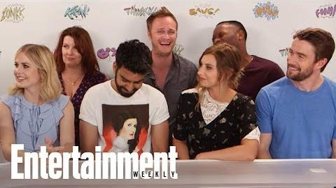 IZombie You'll Find Out What Happened To Ravi In The Premiere SDCC 2017 Entertainment Weekly