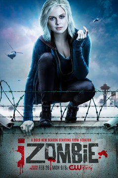 IZombie Wiki | FANDOM powered by Wikia