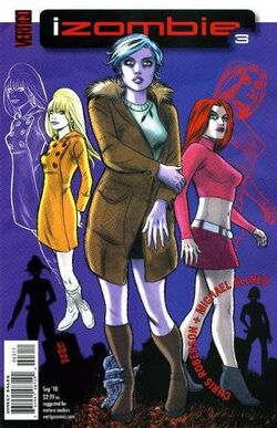 300px-I, Zombie Vol 1 3