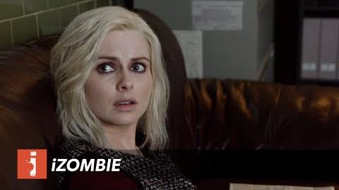 IZombie Inside iZombie Grumpy Old Liv The CW