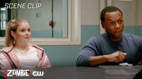 "IZombie ""Mac-Liv-Moore"" Scene - The CW"