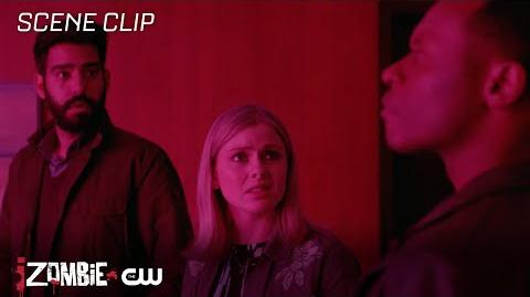 IZombie - Don't Hate the Player, Hate the Brain Scene - The CW