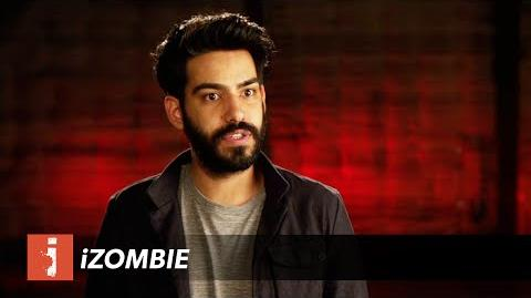 IZombie - Interview Rahu lKohli