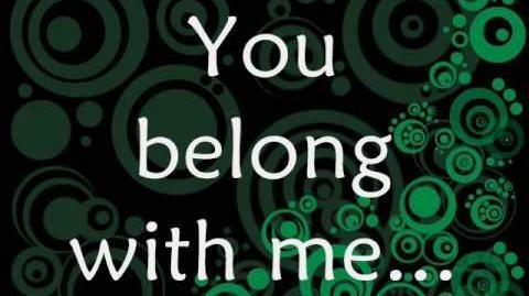 You Belong With Me - Taylor Swift ( Lyrics)