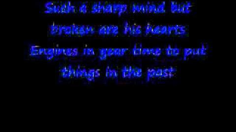 Traveling Man Lyrics~ Chameleon Circuit