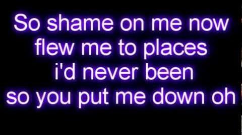 Taylor Swift - I Knew You Were Trouble LYRICS