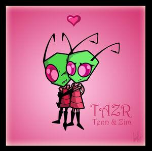 TAZR Tenn and Zim by bluesoru