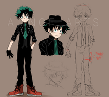 Villain Izuku | Izuku Midoriya AU's Wiki | FANDOM powered by Wikia