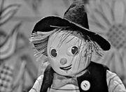 Страшила - «Волшебник Изумрудного города». Кукольный телеспектакль 1968