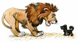Lev i Totoshka VL