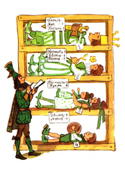 Bellino Zelenaya dinastiya VL