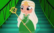 Princess Ozma of cartoon Dorothy and the Wizard of Oz